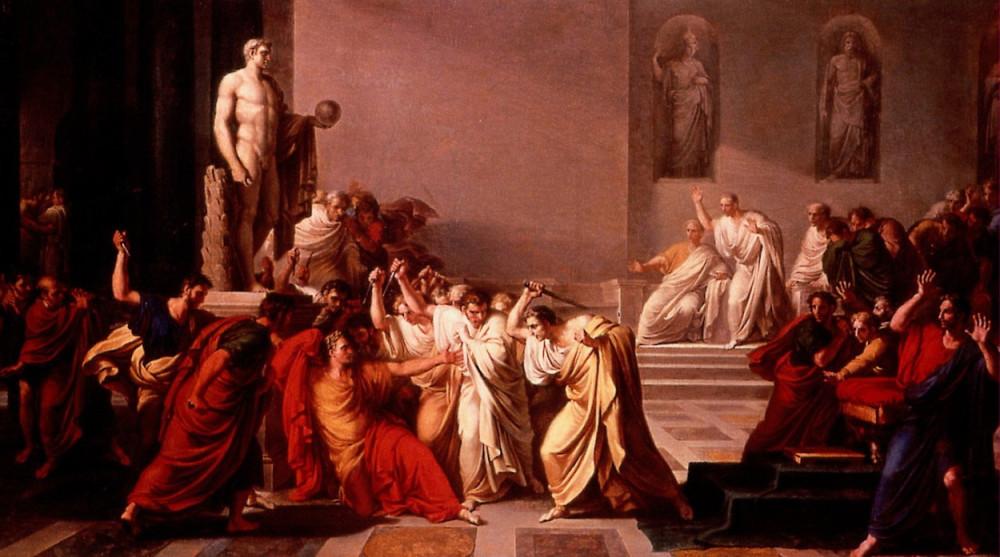 the life of julius caesar the leader of the roman empire