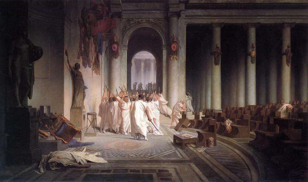 Julius Caesar, Shakespeare